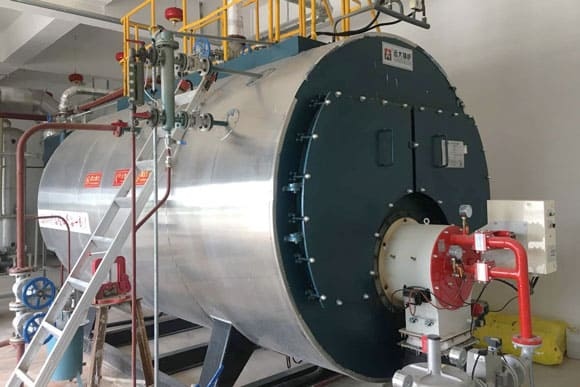 Gas fired boiler, hot oil boiler, oil fired boiler