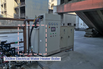 small electric boiler, electric hot water boiler, 350kw boiler