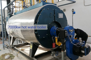 1400kw hot water boiler