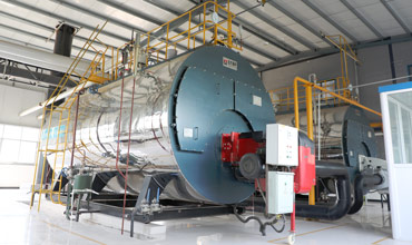 industrial gas oil boiler